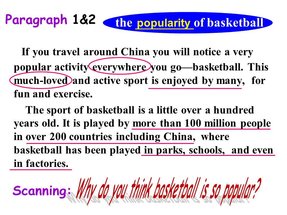 Why Do You Think Basketball Is So Popular