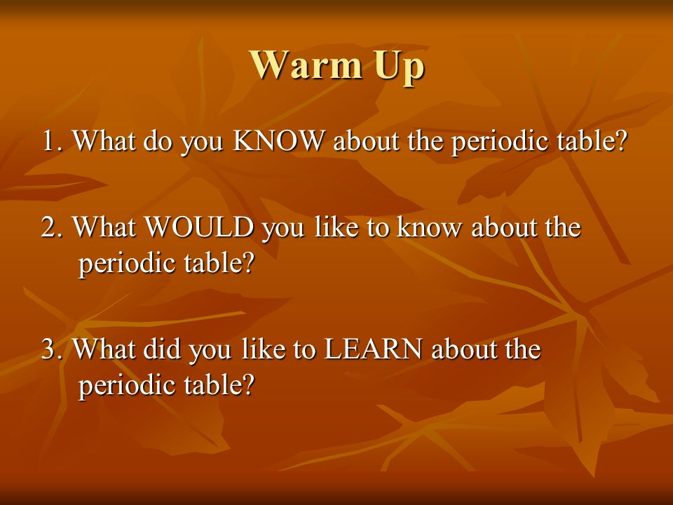 The Periodic Table Periodicity Unit Iv Ch Ppt Video Online Download