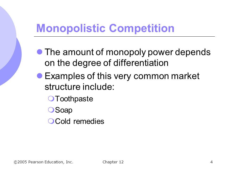 monopolistic competition toothpaste