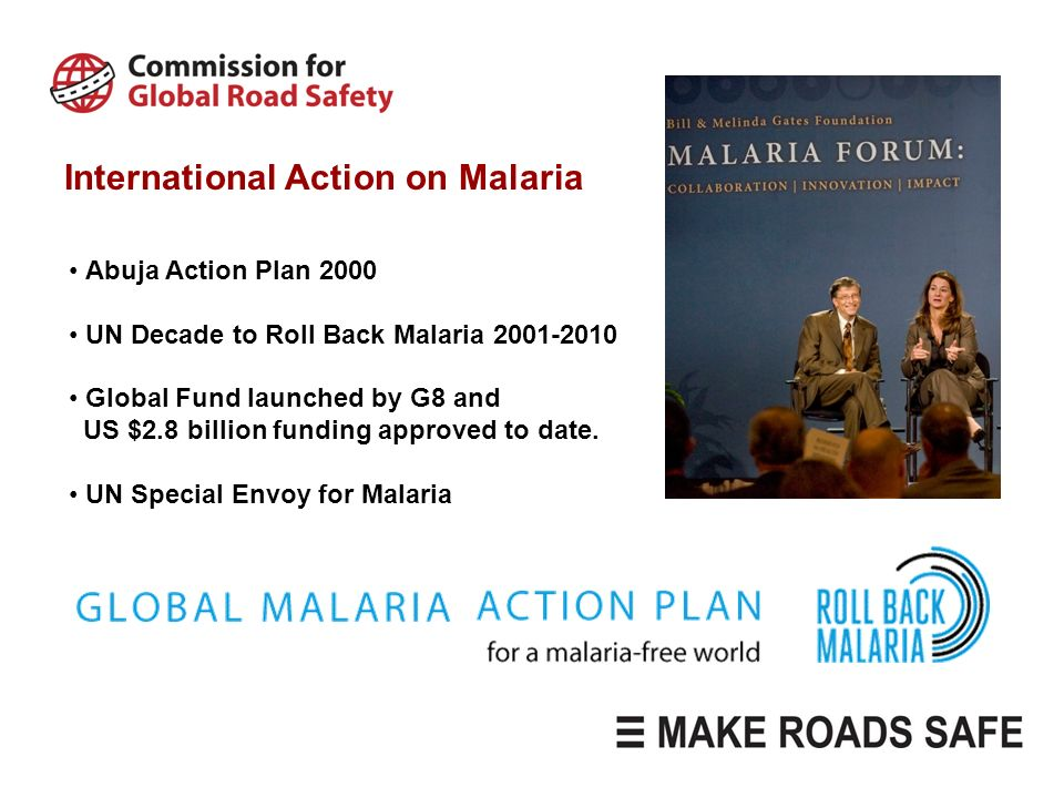 International Action on Malaria