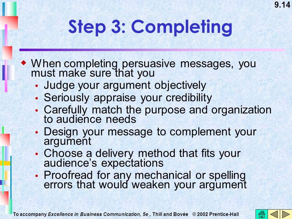 how is persuasive message different from routine message Perfection is hard to achieve in any walk of life and persuasion is no different  → explore psyblog's  20 simple steps to the perfect persuasive message.