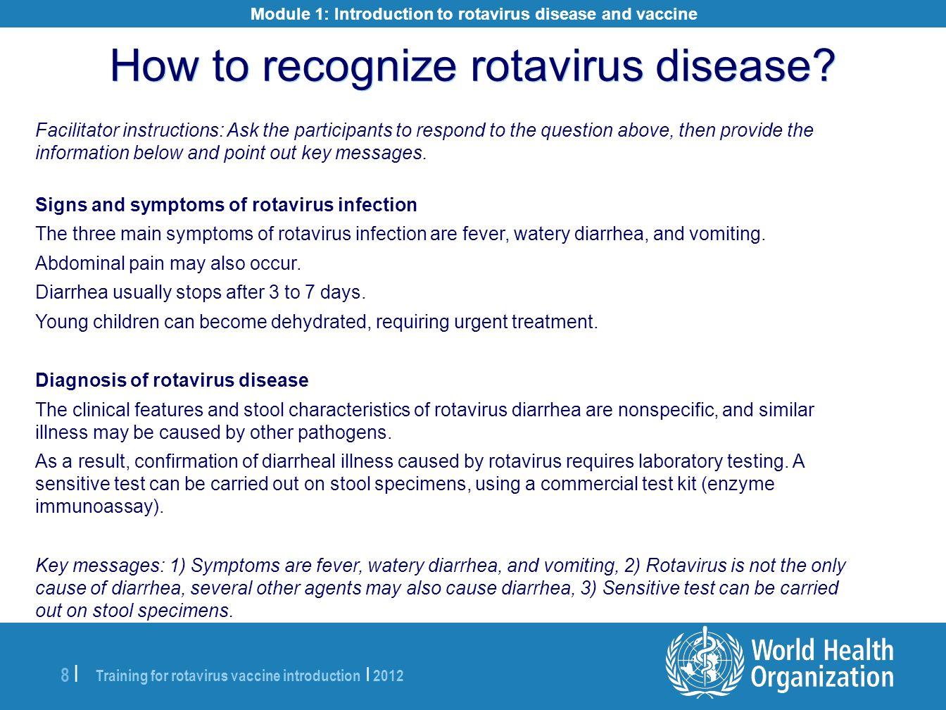 rotavirus vaccine abdominal pain