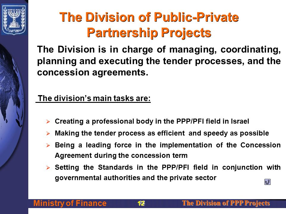 Ppppfi Projects In Israel Ppt Video Online Download