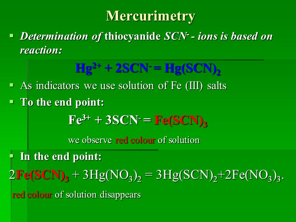 Complexation Titrimetry Ppt Download