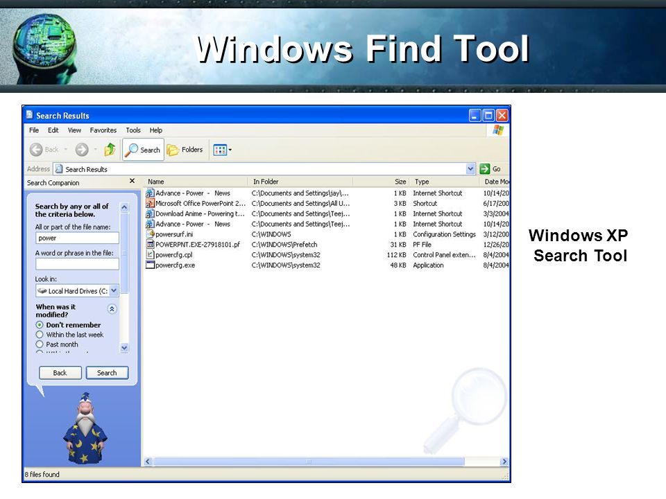 Introduction To Windows Operating Systems Manipulating
