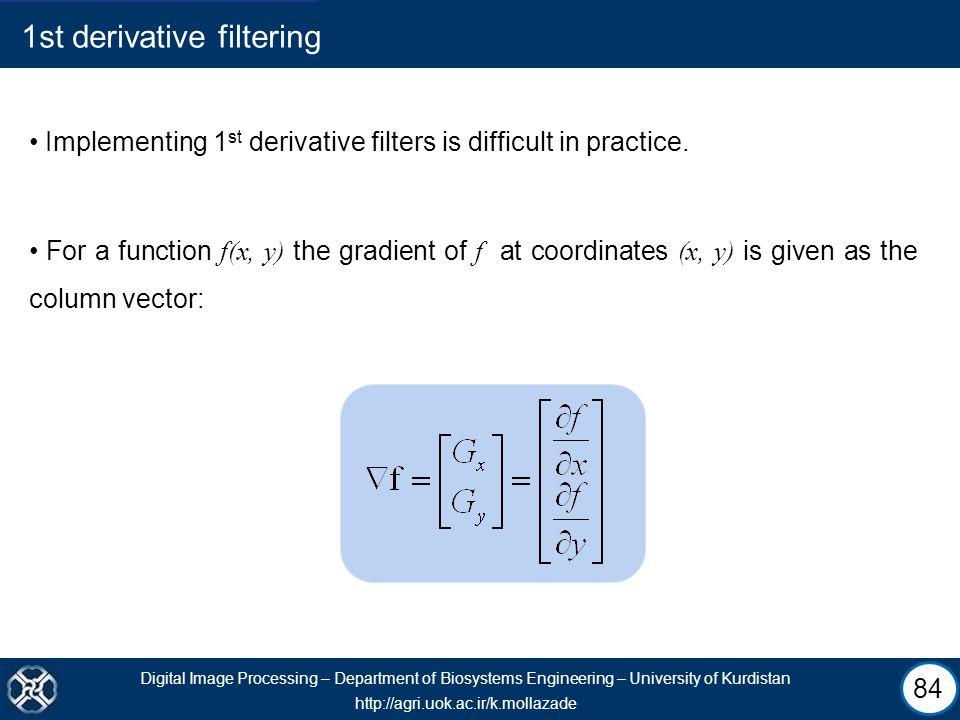Digital Image Processing (DIP) - ppt video online download