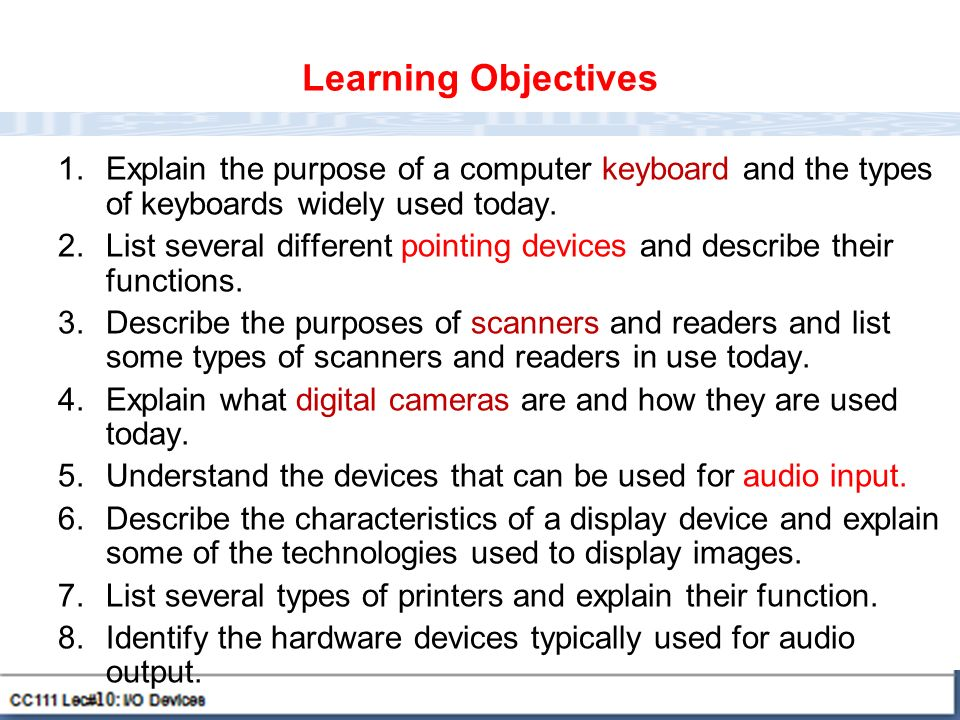Reference :Understanding Computers - ppt download