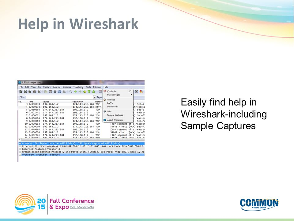 Packet Analysis Using Wireshark for Beginners 22AF - ppt video
