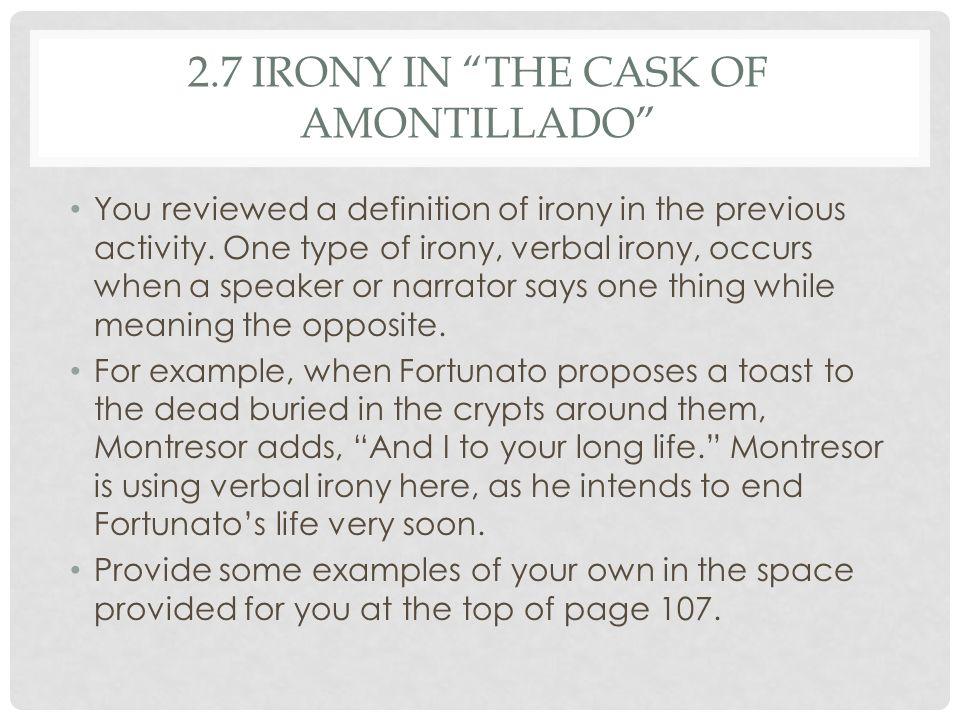 amontillado meaning
