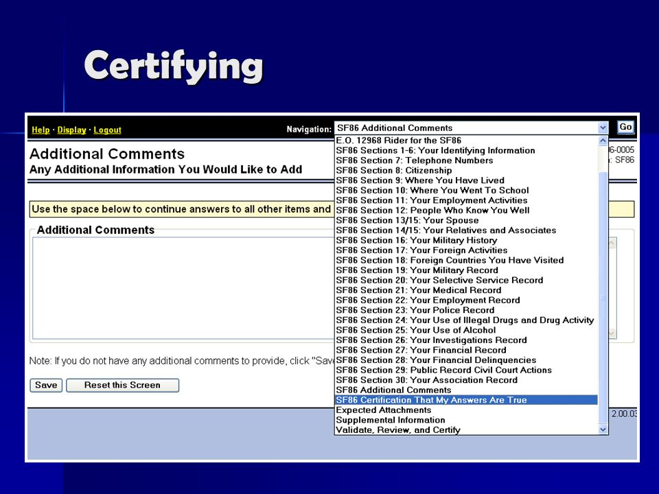 Security Clearance Training Meeting - ppt video online download