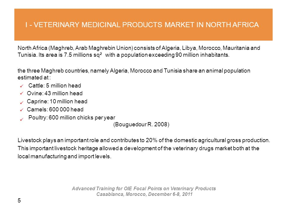 Pharmaceutical Importers In Mauritania