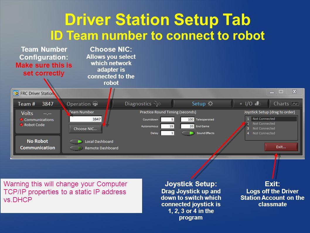 FRC Robot Framework Labview Made Easy (er) For FIRST Robotics ppt ...