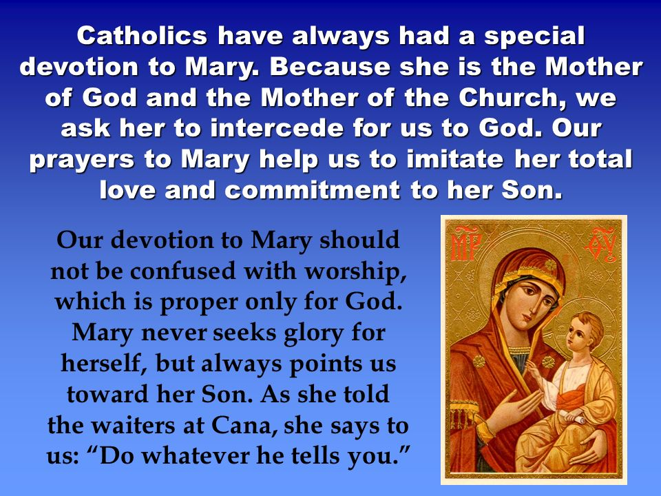 Jesus Helps Us To Understand The Trinity Mary And The Holy Spirit
