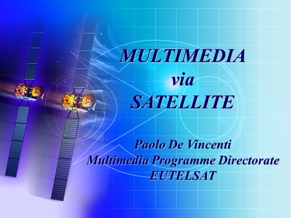 Multimedia Programme Directorate