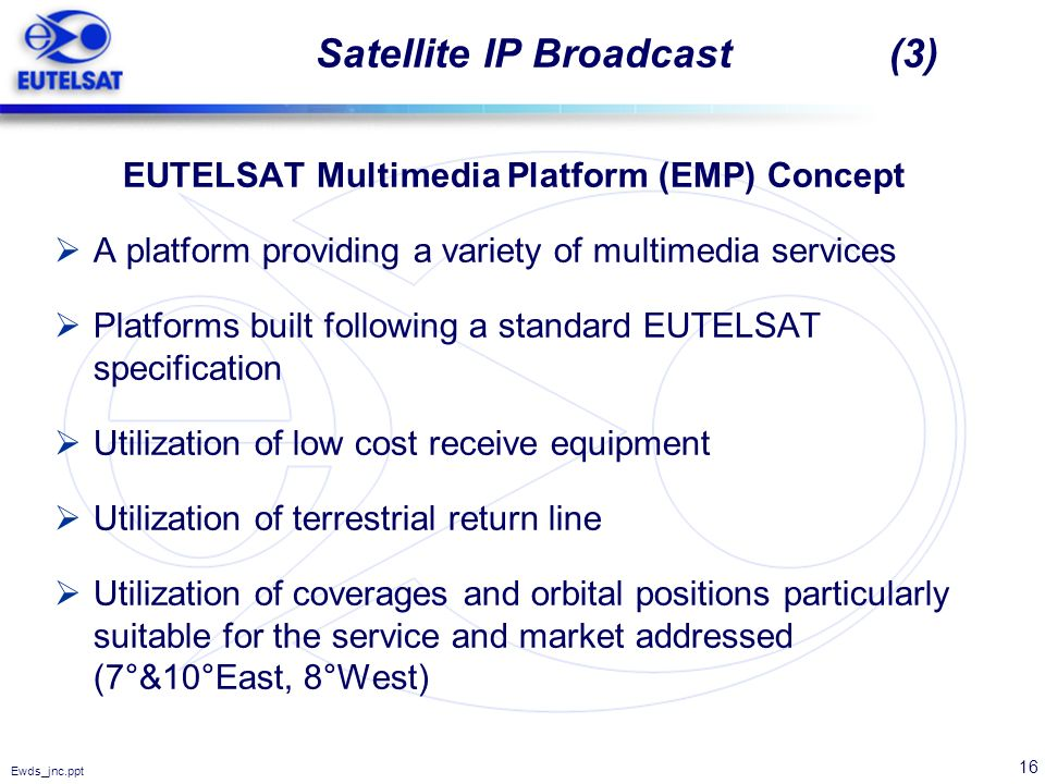 Satellite IP Broadcast (3)
