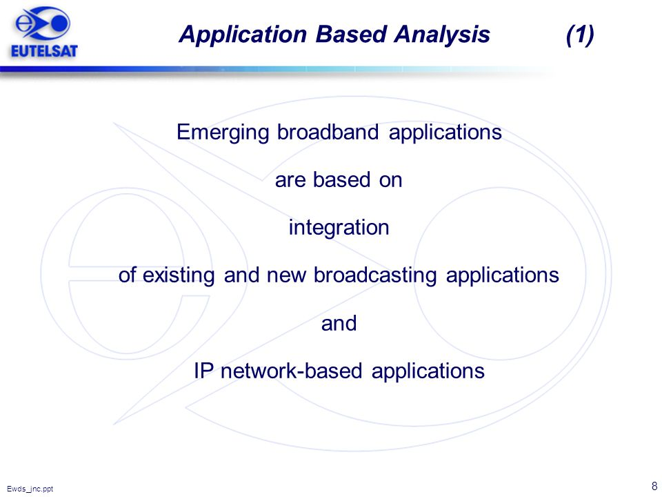 Application Based Analysis (1)