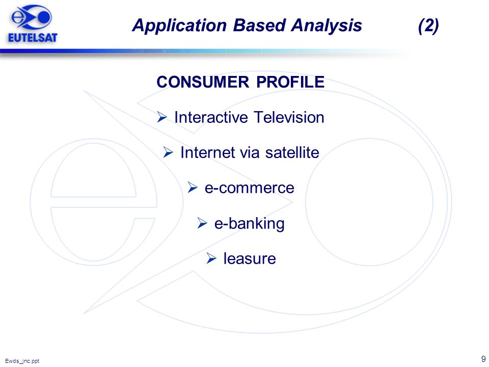 Application Based Analysis (2)