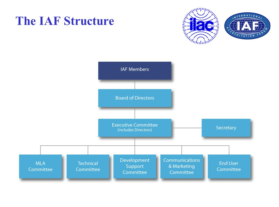 The IAF Structure
