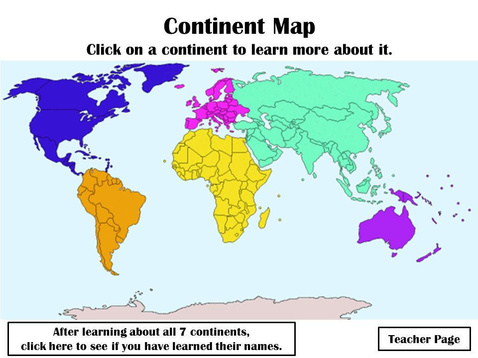 7503315 on The Seven Continents Ppt Presentation
