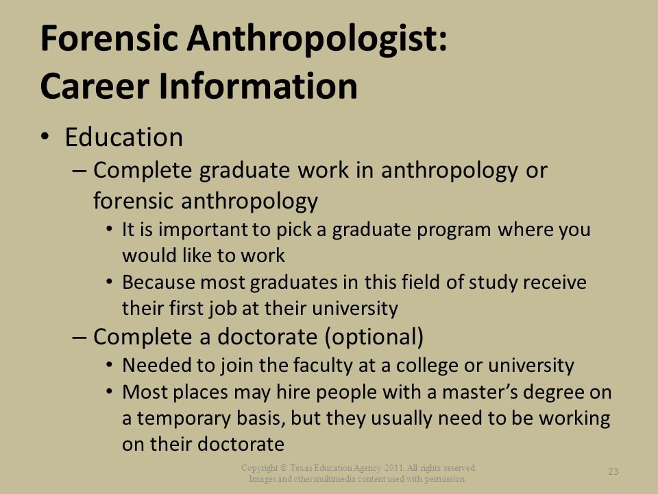 Role Of Forensic Pathologists And Anthropologists Ppt Video Online Download