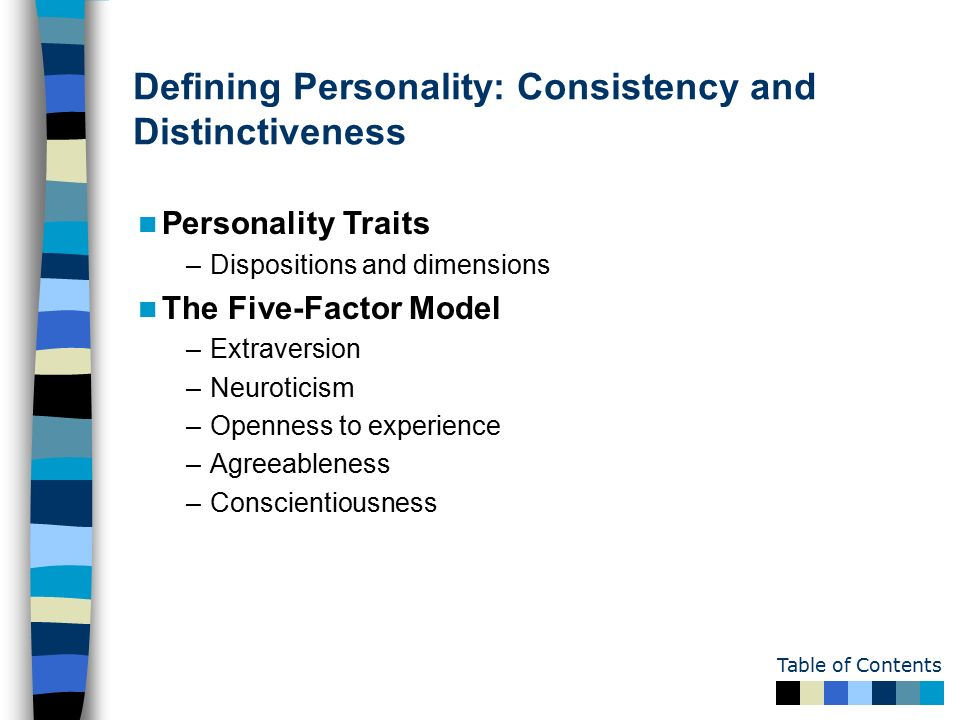 Chapter 12 Personality Theory Research And Assessment Ppt