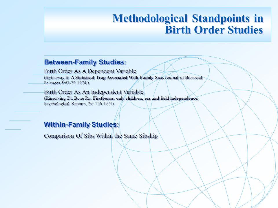adlers birth order
