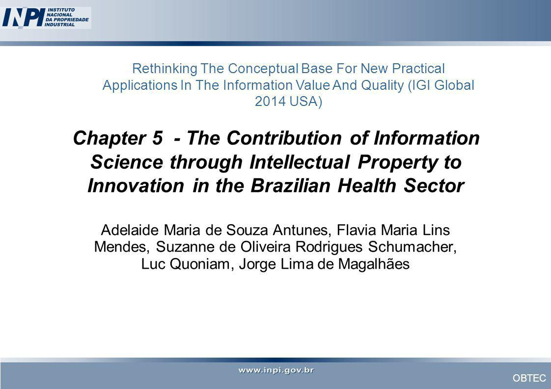 Rethinking The Conceptual Base For New Practical Applications In The Information Value And Quality (IGI Global 2014 USA)