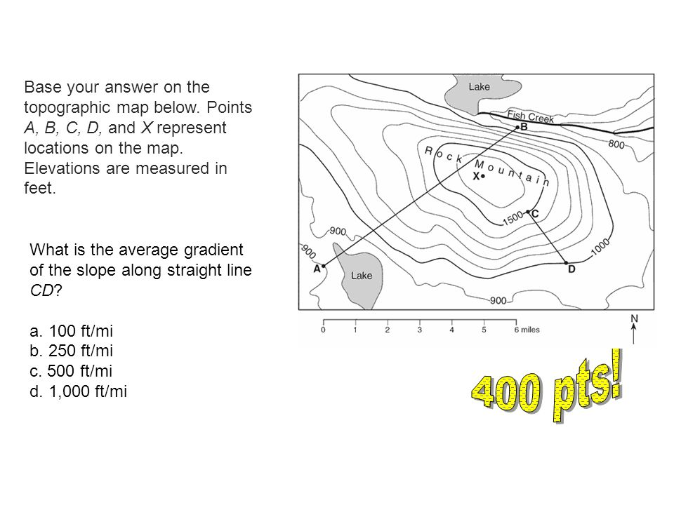 Earth Science Topic 2 Review Game Ppt Download