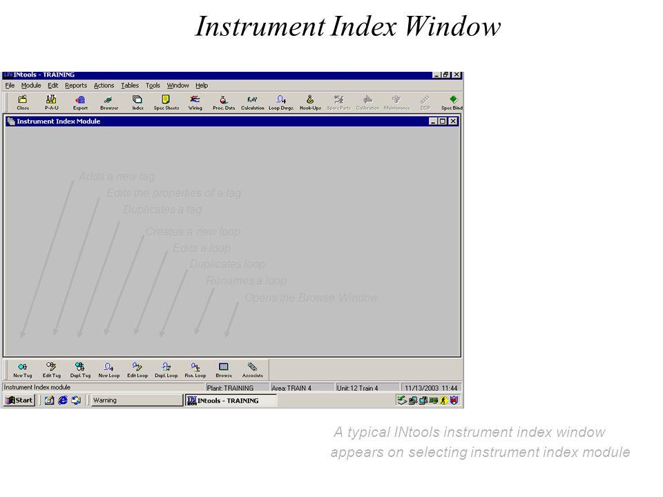 introduction to intools ppt video online download rh slideplayer com Intergraph Intools SmartPlant Instrumentation