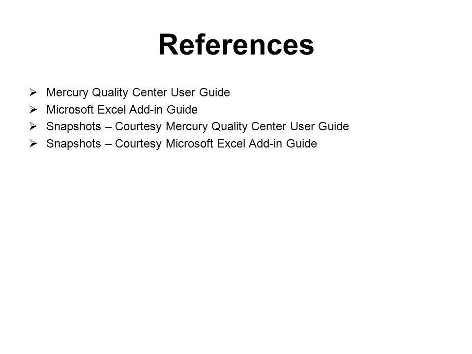 introduction to quality center ppt video online download rh slideplayer com HP Quality Center Explorer Tasktop Quality Center