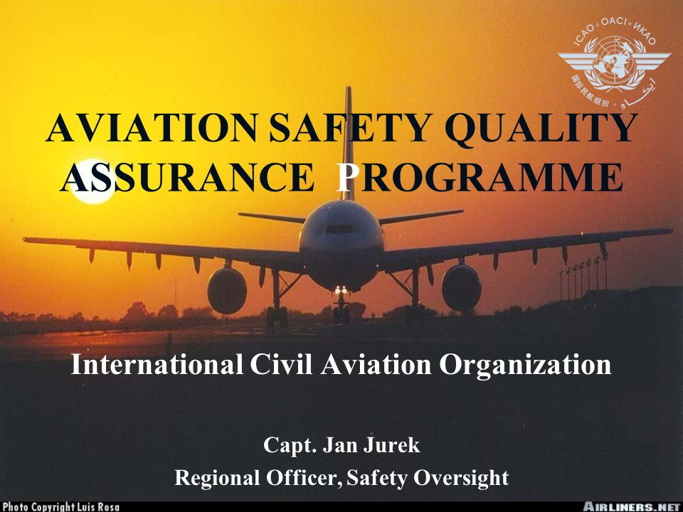 AVIATION SAFETY QUALITY ASSURANCE PROGRAMME