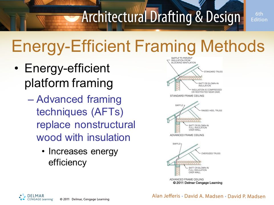 Environmentally Friendly Framing Methods - ppt video online download