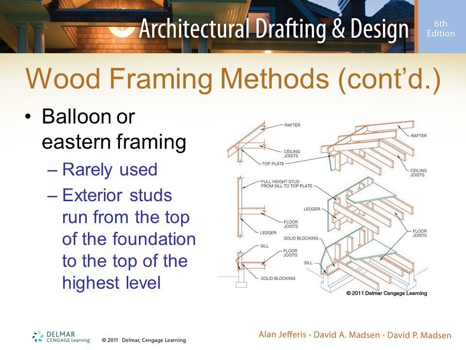 Environmentally Friendly Framing Methods - ppt video online download
