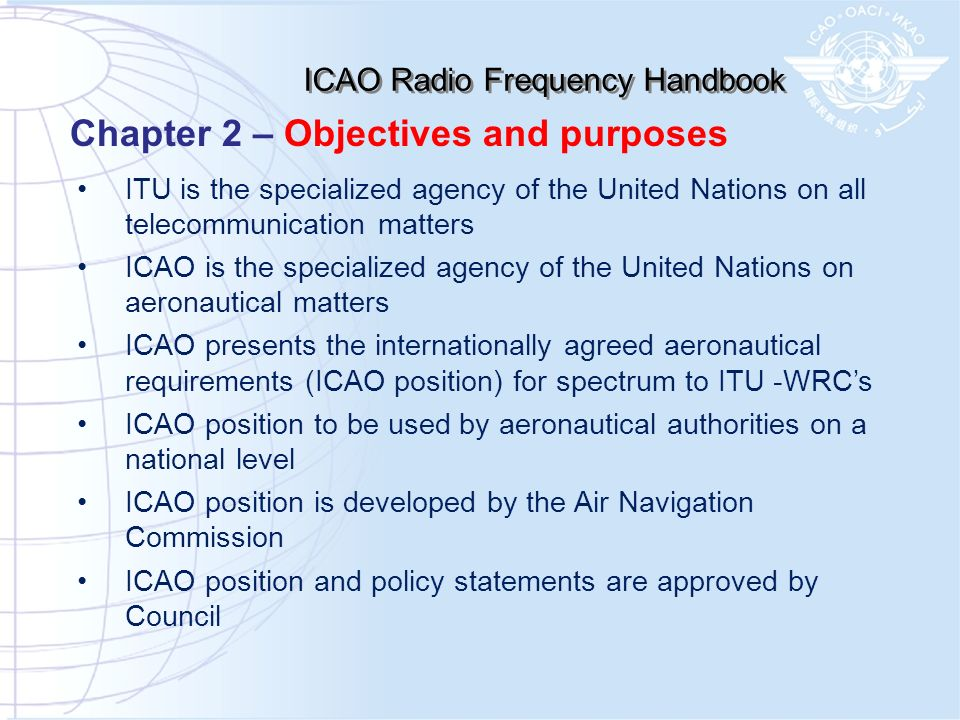 icao is