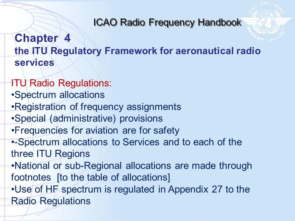 Aviation Radio Frequencies