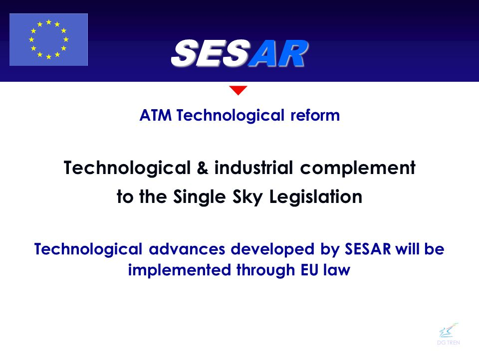 SES AR  Technological & industrial complement
