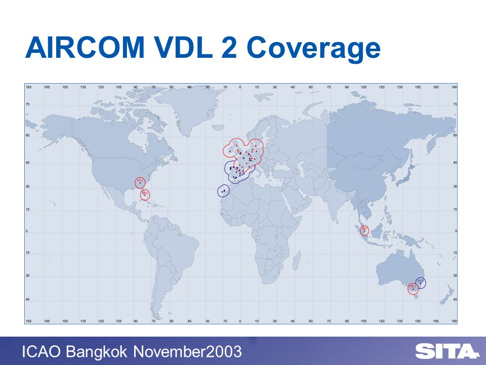 AIRCOM VDL 2 Coverage