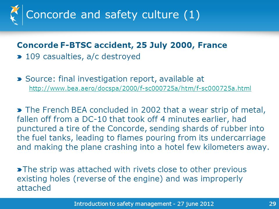 Concorde and safety culture (1)