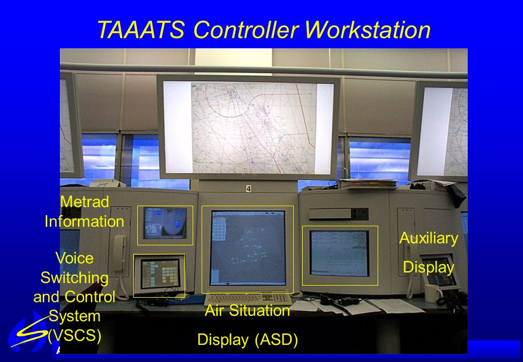 TAAATS Controller Workstation