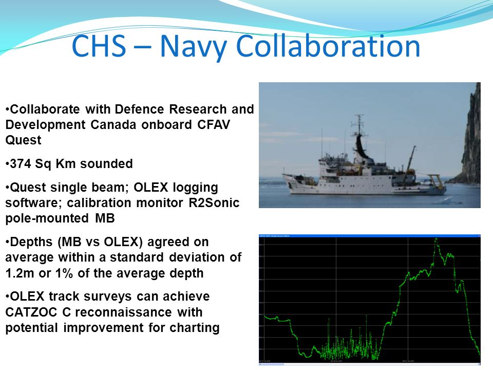 CHS – Navy Collaboration
