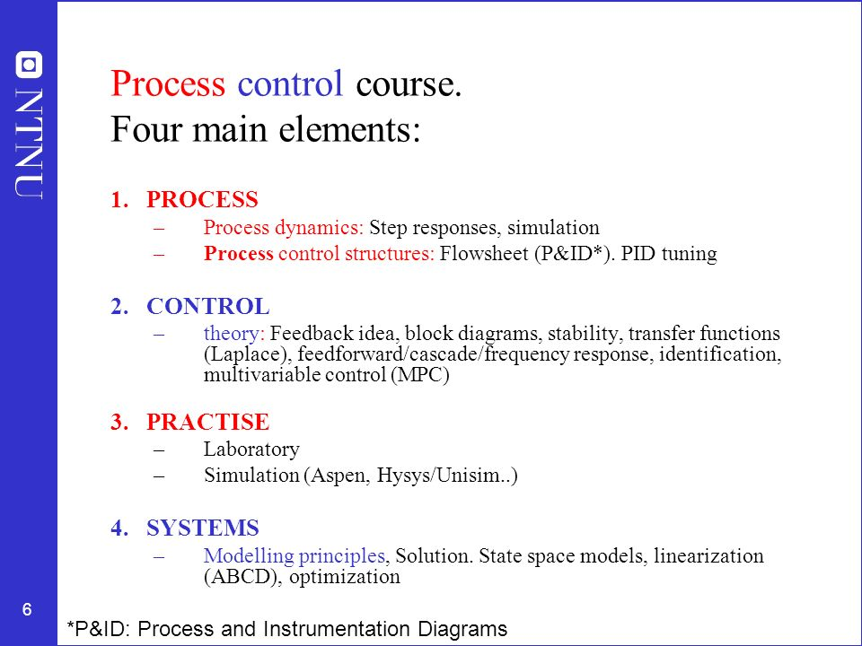 Pse And Process Control Ppt Video Online Download