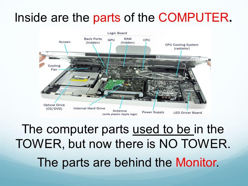 Imac Computer Parts Diagram Product Wiring Diagrams