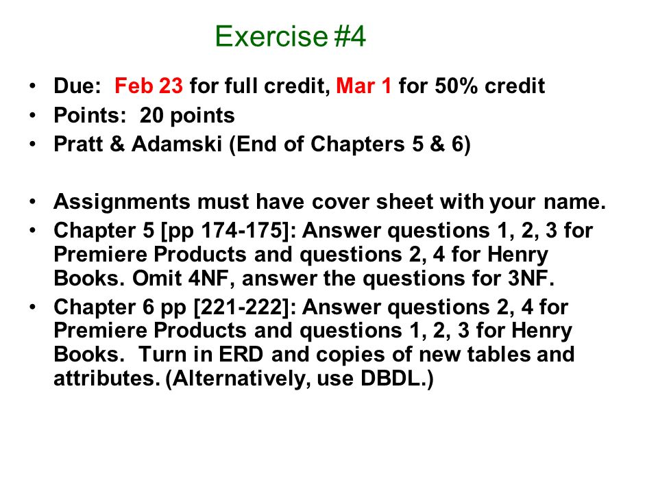 premiere products exercises chapter 2