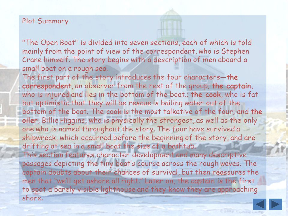 the open boat quotes