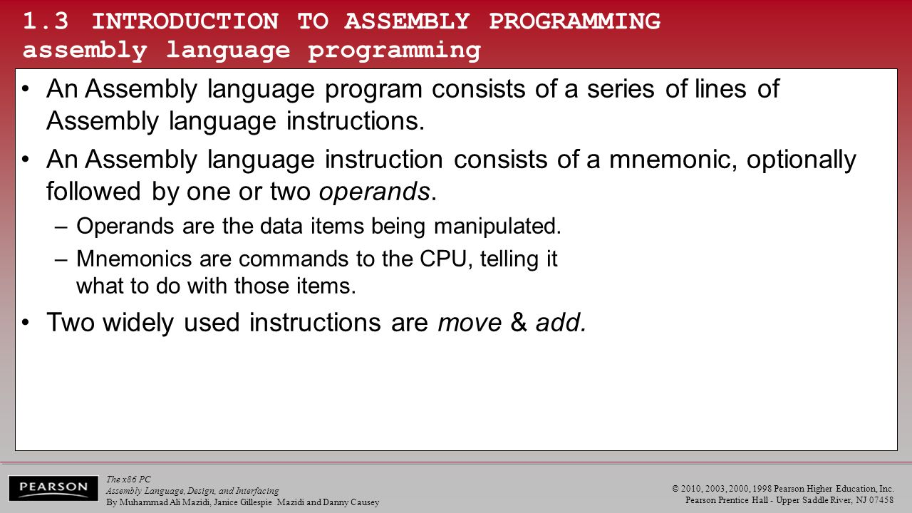 Assembly language programming examples in masm download