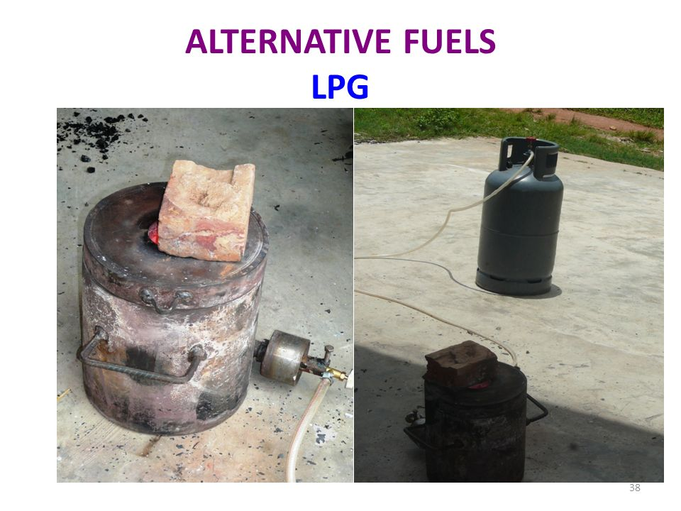 ALTERNATIVE FUELS LPG 38 38
