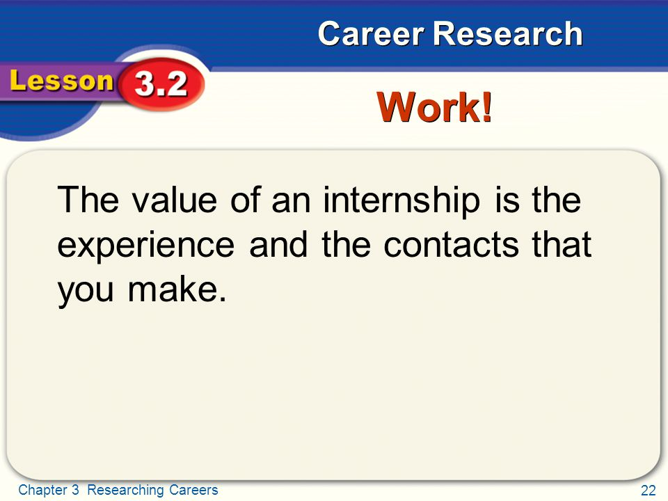 Researching Careers Career Research Ppt Video Online Download