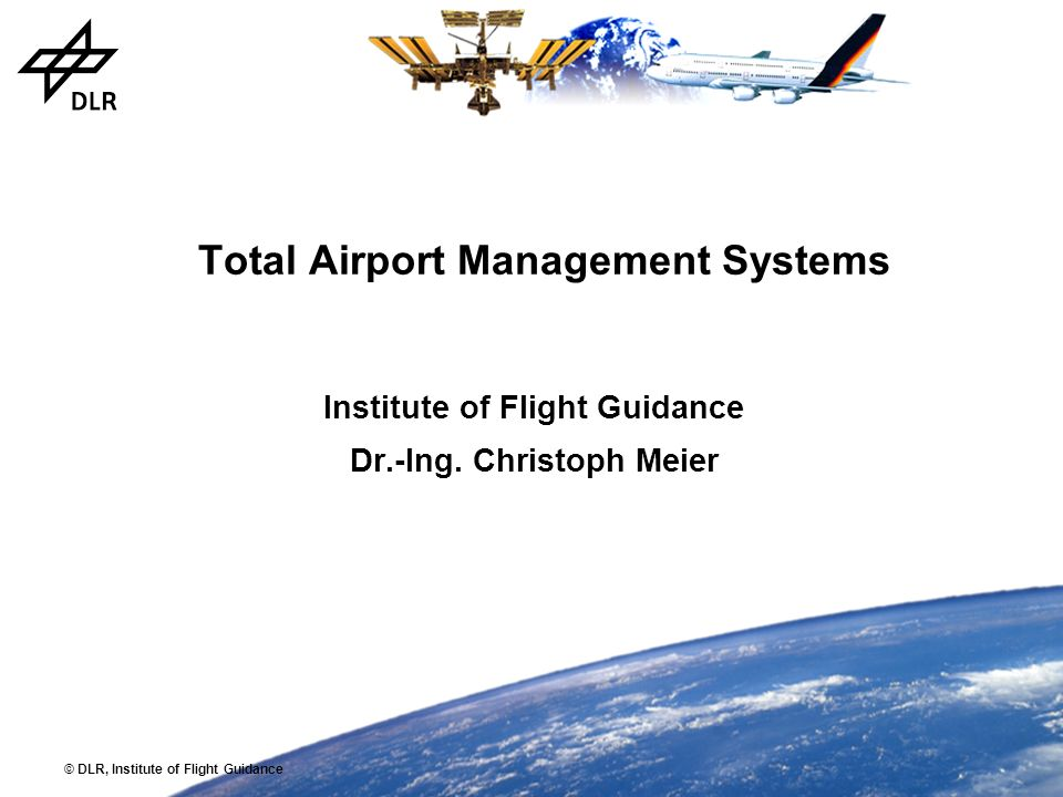 Total Airport Management Systems