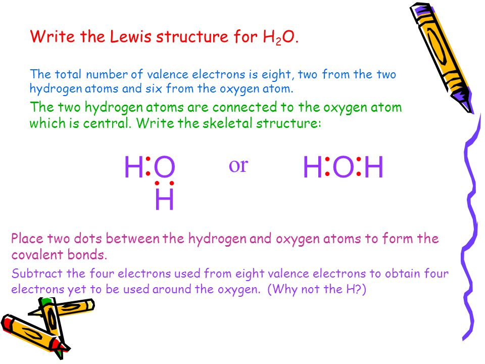 Skeletal Diagram Of H2o Introduction To Electrical Wiring Diagrams