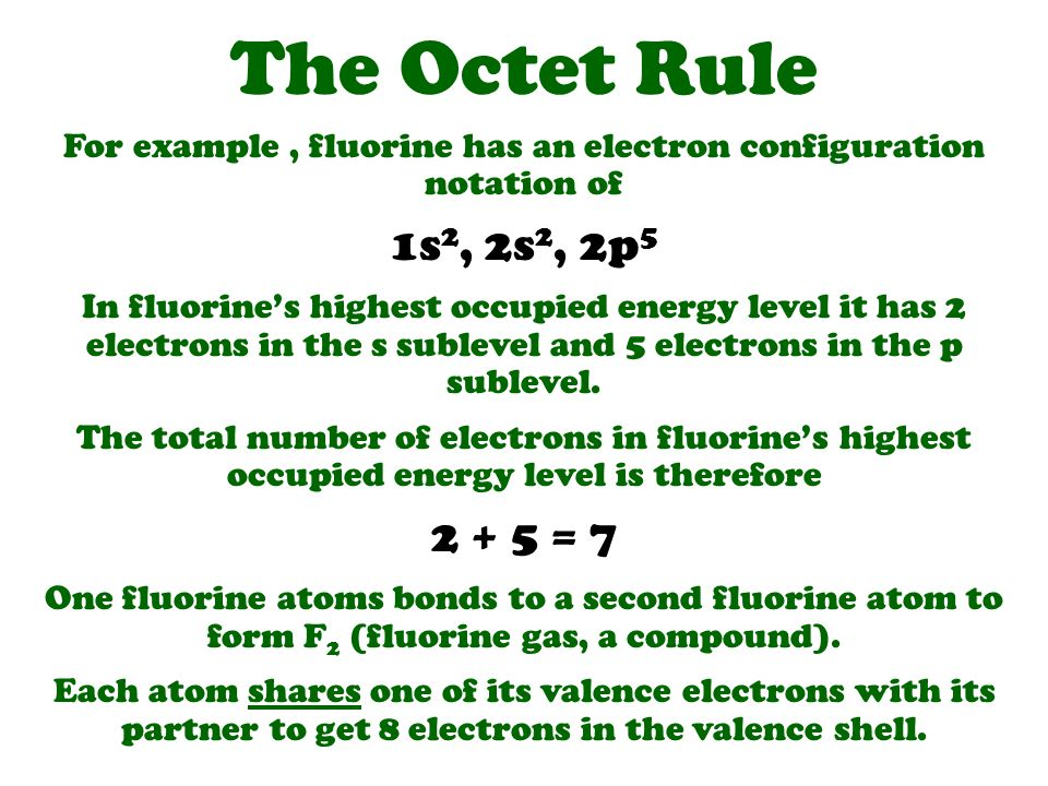 Octet Rule Examples Images Example Cover Letter For Resume